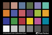 [2美國直購] 色彩校正卡 Pixel Perfect Camera Color Correction Card 4吋x 6吋 for Photo
