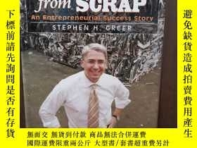 二手書博民逛書店Starting罕見From Scrap: An Entrepreneurial Success Story,作者