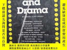二手書博民逛書店An罕見Introduction to Theatre & Dr