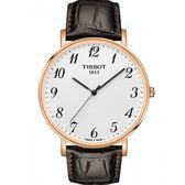TISSOT天梭Everytime經典時尚腕錶  T1096103603200