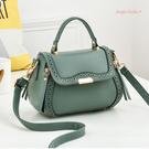 手提包。可愛迷你簍空花邊斜背包女包包 (SBA0354) AngelNaNa