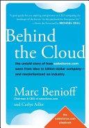 二手書 Behind the Cloud: The Untold Story of How Salesforce.com Went from Idea to Billion-Dollar Co R2Y 9780470521168