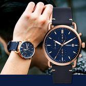 FOSSIL THE COMMUTER 質感文青簡約腕錶 FS5404 熱賣中!
