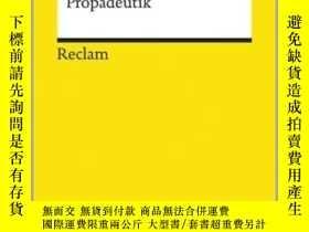 二手書博民逛書店[德文]《邏輯語義學概論》Logisch罕見- semantische Propädeutik 著名哲學家 Ern