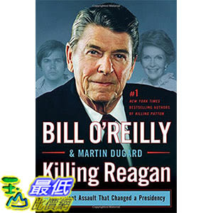 [ 美國直購 2016 暢銷書] Killing Reagan: The Violent Assault That Changed a Presidency Hardcover