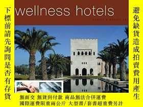 二手書博民逛書店Best罕見Designed Wellness Hotels: