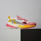 Adidas Falcon W 女款 白粉黃 老爹鞋 復古 休閒鞋 EG9933