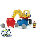 【英國wow Toy】大怪手挖土機 德克斯特 #01027