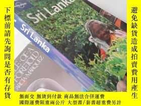 二手書博民逛書店Lonely罕見Planet :Sri Lanka【36開 英文