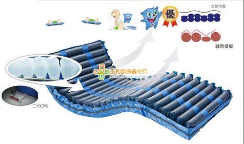 氣墊床 愛恩特三管交替立管翻身氣墊床6200 5吋24管(氣墊床B款)