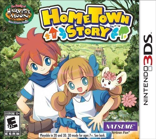 3DS Hometown Story 家鄉物語(美版代購)