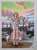 二手書博民逛書店 《Stella: 天野こずえIllustration Works》 R2Y ISBN:9784861271403