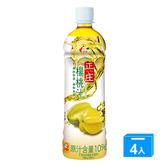 光泉正庄楊桃汁 585ml*4入【愛買】