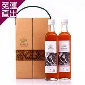 宏基蜂蜜 歲月吟釀-五年醋(500ml*2瓶/提盒)【免運直出】