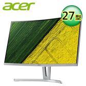 【Acer 宏碁】ED273 A 27型 VA曲面電競液晶螢幕【送收納購物袋】