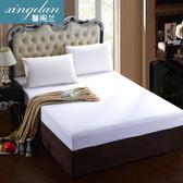 馨閣蘭 床罩床笠單件床墊套1.8米床品床罩1.5純色床墊罩1.2床套【618好康又一發】