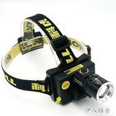 頭燈強光LED遠射充電超亮頭戴式手電筒燈 JL3043 『伊人雅舍』TW