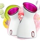補水儀 蒸臉器面臉儀噴霧機加濕納米補水蒸臉儀打開毛孔熱噴家用 免運 維多