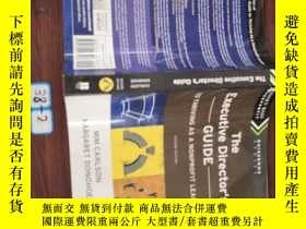二手書博民逛書店The罕見Executive D s Guide to Thirving as a Nonprofit Leade