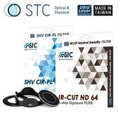 【STC】轉接環快拆遮光罩組 for SONY RX100 M6相機〈ND64+CPL 套組〉