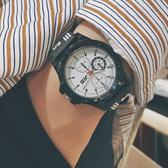 情侶對錶   超火的物理公式學霸手錶女ins風學生情侶一對