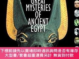二手書博民逛書店The罕見Seventy Great Mysteries Of Ancient EgyptY256260 Ma