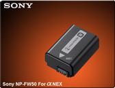 ★相機王★Sony NP-FW50 Battery 原廠鋰電池