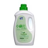 毛寶小蘇打洗衣液體皂2L【愛買】