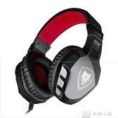 NO-3000電腦耳機頭戴式游戲電競重低音耳麥帶話筒
