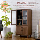 【Sato】POWRY晴坡小宅四門收納櫃‧幅60cm