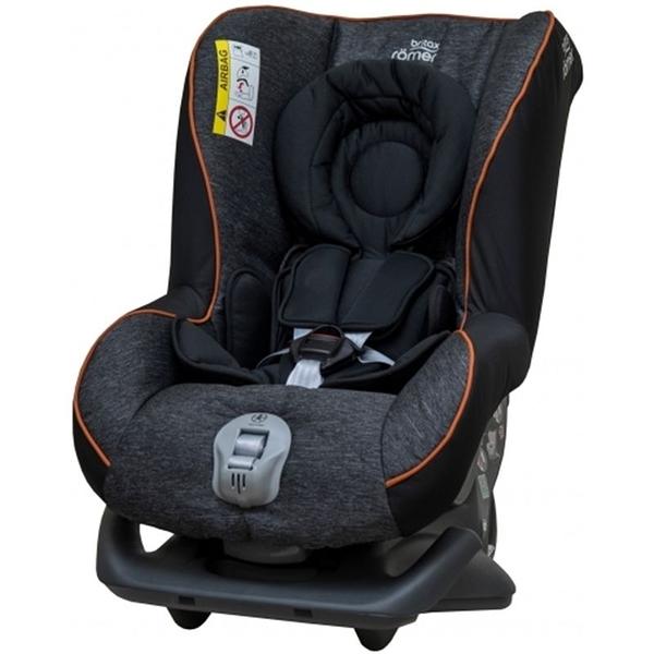 Britax 頭等艙0-4歲安全汽座(安全座椅)黑灰色BX22950[衛立兒生活館]
