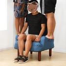 懶人沙發電視電腦沙發椅喂奶哺乳椅日式摺疊躺椅單人布藝沙發 NMS 黛尼時尚精品