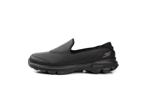SKECHERS  GO WALK 3 懶人鞋 運動鞋 休閒 好穿 舒適 黑色 女鞋 14069BBK no413