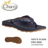 【速捷戶外】美國 Chaco 戶外運動拖鞋 男款CH-PLM01HF43 -夾腳(瞬光水綠),戶外涼鞋,沙灘鞋