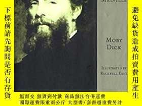 二手書博民逛書店Moby罕見Dick: Or the Whale (英語) 精裝