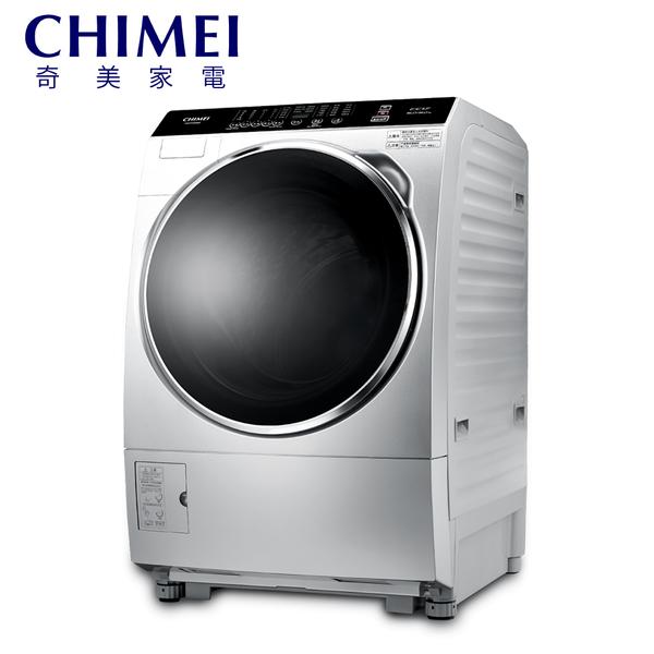 [CHIMEI 奇美]洗16Kg/烘8kg 洗脫烘滾筒洗衣機 WS-P168WD