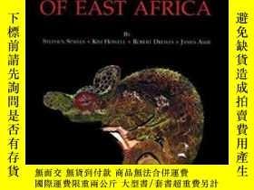 二手書博民逛書店A罕見Field Guide To The Reptiles Of East AfricaY256260 St