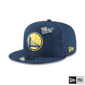 NEW ERA 9FIFTY 950 NBA DRAFT 丹寧 勇士 棒球帽