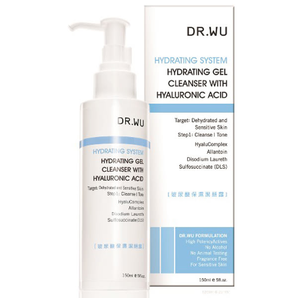 DR.WU 玻尿酸保濕潔顏露150ML【康是美】