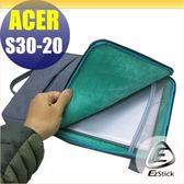 【Ezstick】ACER S30-20 14吋寬適用 多功能時尚電腦防震內膽包