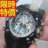 電子手錶-防水隨性魅力運動腕錶2色58j47[時尚巴黎]