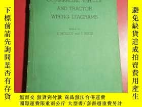 二手書博民逛書店COMMERCIAL罕見VEHICLE AND TRACTOR