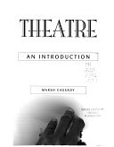 二手書博民逛書店 《Theatre: An Introduction》 R2Y ISBN:0844258687│NTC Business Books