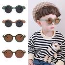 韓國時尚兒童太陽眼鏡 潮流拼接太陽眼鏡 抗紫外線UV400 檢驗合格
