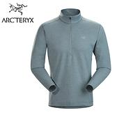 Arc'teryx 始祖鳥 Motus AR 長袖套頭衫 十字雜灰 男款 #25920