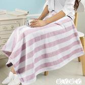 毛毯 小毛毯蓋腿午睡毯辦公室蓋毯加厚單人膝蓋毯兒童嬰兒珊瑚絨毯夏季 【全館9折】