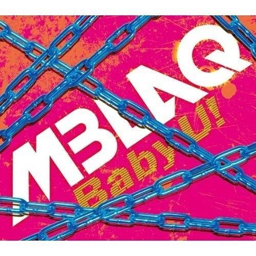 MBLAQ Baby U ! 單曲CD附DVD 初回限定B盤 VerB 日本動畫惡魔奶爸BEELZEBUB片頭曲 (音樂