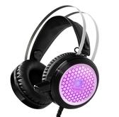 NUBWO/狼博旺 N1電腦耳機 頭戴式台式電競遊戲耳麥 帶麥克風話筒【全館免運】
