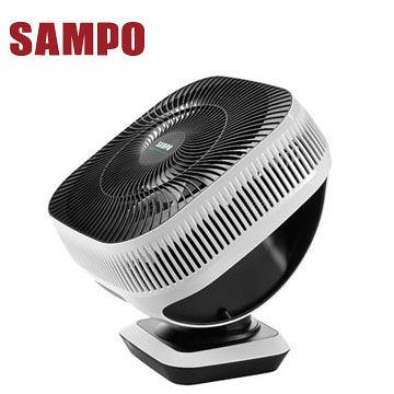 【SAMPO聲寶】12吋DC 3D循環扇 SK-HA12S 《刷卡分期+免運費》