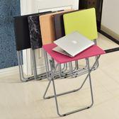 筆電桌天天筆記本電腦桌可摺疊宿舍懶人沙發邊幾彩色學生寫字學習桌WY
